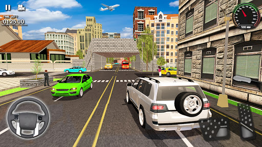 Prado Car Driving - A Luxury Simulator Games 1.4 screenshots 18