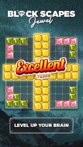 Blockscapes Jewel Puzzle Game 1.1.0.8 screenshots 20