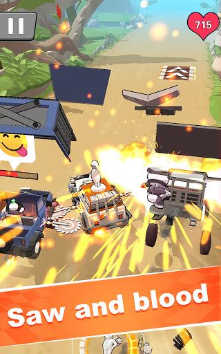 Car Rush: Fighting & Racing 1.0.2 screenshots 9
