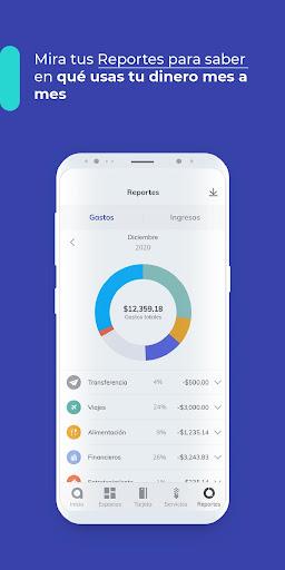 albo - Tu dinero, mu00e1s tuyo android2mod screenshots 5