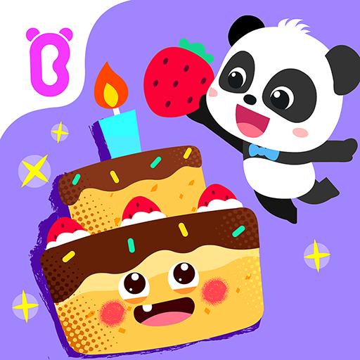 Baby Panda's Food Party Dress Up