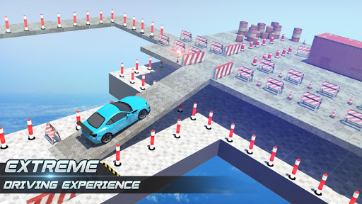 Sky Car Parking 2019 apkpoly screenshots 7
