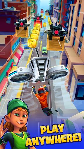 MetroLand - Endless Arcade Runner  screenshots 5