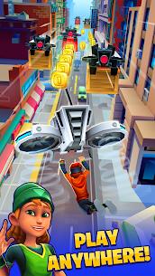 MetroLand – Endless Arcade Runner Mod Apk 1.8.1 (Unlimited Money/Diamond) 5