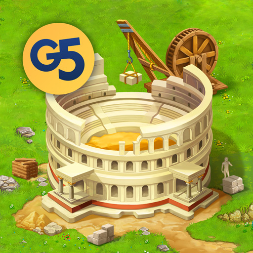 Jewels of Rome: Gems Puzzle