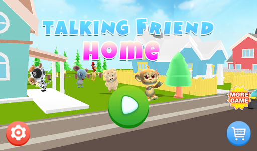 Talking Friend Home 1.1.4 screenshots 13