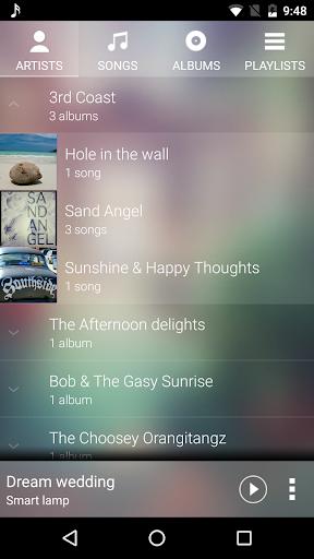 Audio Player 11.0.32 Screenshots 4