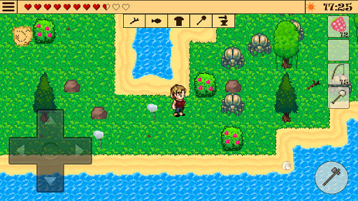 Survival RPG - Lost treasure adventure retro 2d android2mod screenshots 16