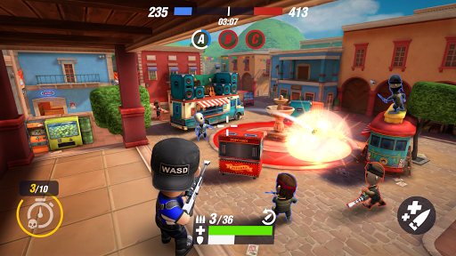 Trooper Shooter: Critical Assault FPS 2.3.4 screenshots 22