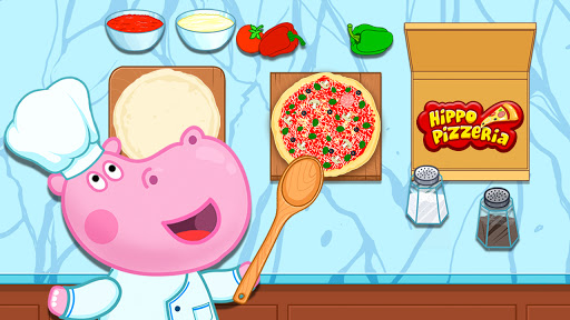 Pizza maker. Cooking for kids  screenshots 2