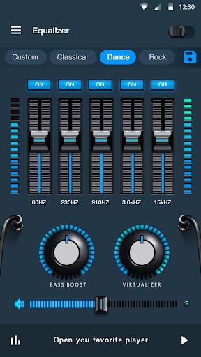 Music Equalizer - Bass Booster & Volume Booster  Screenshots 4