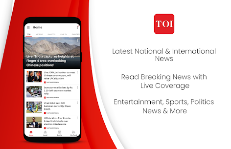 The Times of India Newspaper – Latest News v6.6.5.2 (Prime) 4