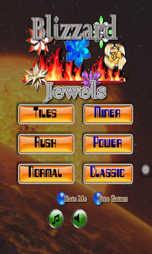 Blizzard Jewels - HaFun (Free) screenshots 1