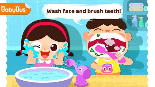 Baby Panda Care: Daily Habits 8.47.00.00 Screenshots 1
