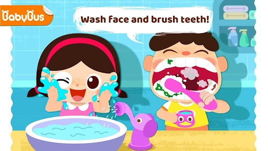 Baby Panda Care  Daily Habits Apk 1