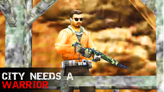 Sniper Battle – Call of Commando Shooting Games 3D For Android 4