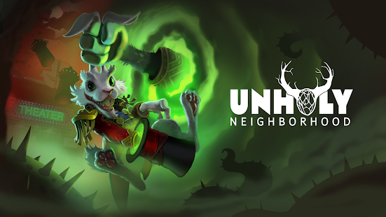 Unholy Adventure: point and click story game