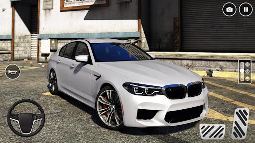 Drifting & Driving: M5 Games  screenshots 1