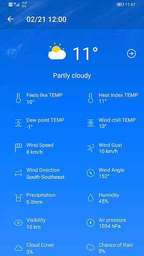 Weather Forecast 2.3.37 Screenshots 5