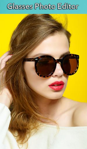 Glasses Photo Editor  Screenshots 1