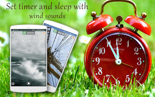 Wind Noise: Relax and Sleep