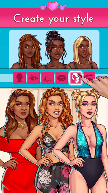 Love Island The Game poster 2