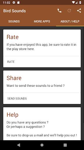 Bird Sounds screenshots 3