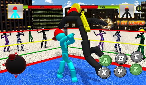 Stickman Wrestling 2.2 screenshots 15