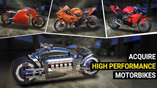 Speed Motor Dash:Real Simulator Mod Apk