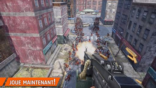 Code Triche DEAD TARGET: Jeux de Zombie (Astuce) APK MOD screenshots 5