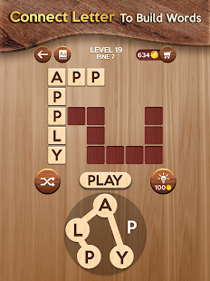 Woody Cross ® Word Connect Game