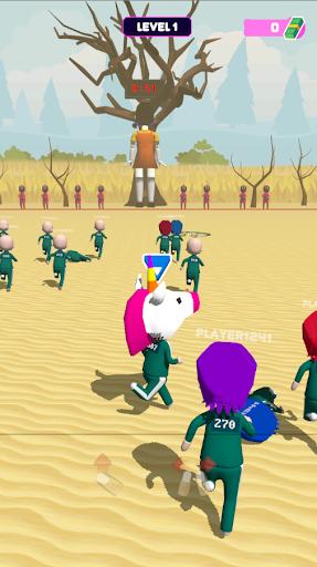 Squid Game 3D: Online Squids Game screenshot 5