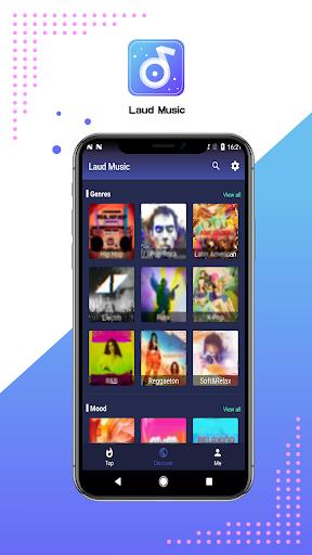 Laud Music 2.4.0 Screenshots 1