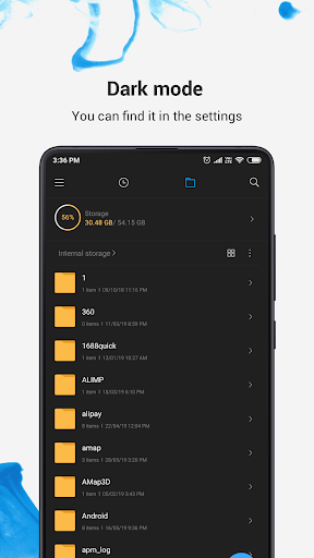 Es File Explorer - File Manager Android 2020 3.5.5 screenshots 4