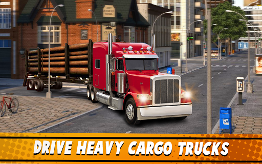 Euro Truck Simulator 2 : Cargo Truck Games 1.9 Screenshots 5
