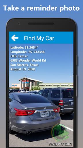 Find My Car - GPS Navigation 4.60 Screenshots 2