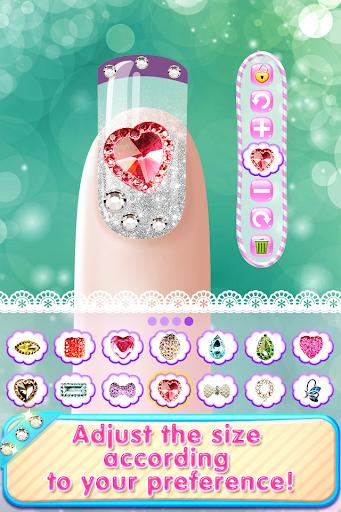 💅💅Princess Nail Makeup Salon screenshots 1