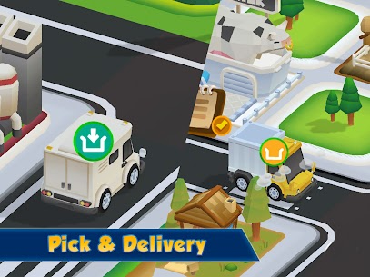 City Builder : Pick-up And Delivery MOD APK 0.5.8 (Free Purchase) 9