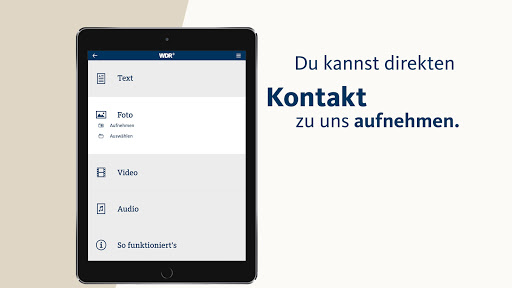 WDR - Hören, Sehen, Mitmachen 1.7.11 screenshots 16