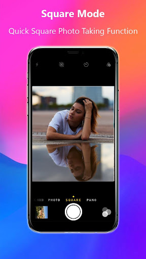Selfie Camera for iPhone 11  u2013 iCamera IOS 13 1.2.19 Screenshots 5