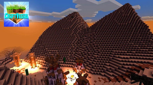 CraftVegas 2021 : New Building & Craft modiapk screenshots 1