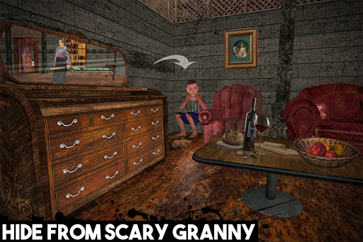 Spooky Granny House Escape Horror Game 2020 2.2 screenshots 13