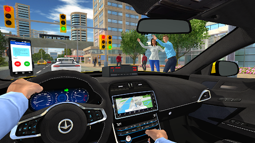 Taxi Game 2  screenshots 2