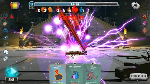 Dungeon Tales: RPG Card Game & Roguelike Battles  screenshots 5