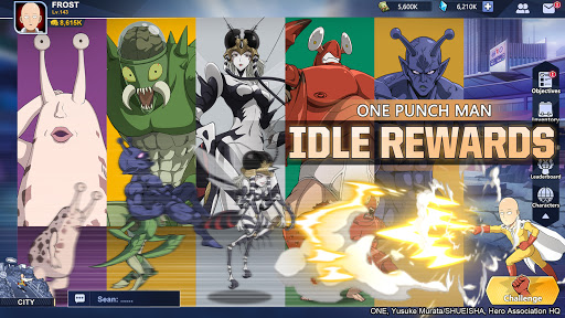 One-Punch Man: Road to Hero 2.0 2.3.2 screenshots 4