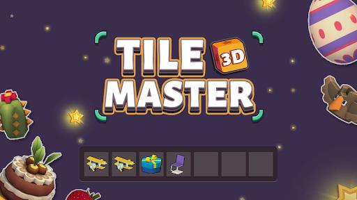 Tile Master 3D - Classic Puzzle & Triple Match modavailable screenshots 8
