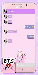 BTS Messenger! Chat Simulator 2 2