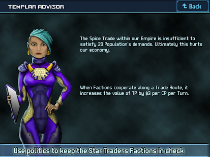 Star Traders 4X Empires Elite Screenshot