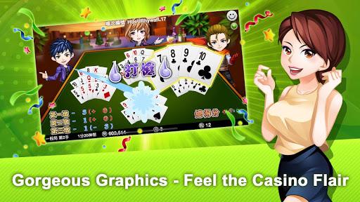 u5341u4e09u652f u795eu4f86u4e5f13u652f(13Poker,Thirteen, Chinese Poker) 11.7.2 screenshots 7