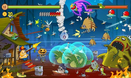 Swamp Attack 2 MOD (Unlimited Coins) 4